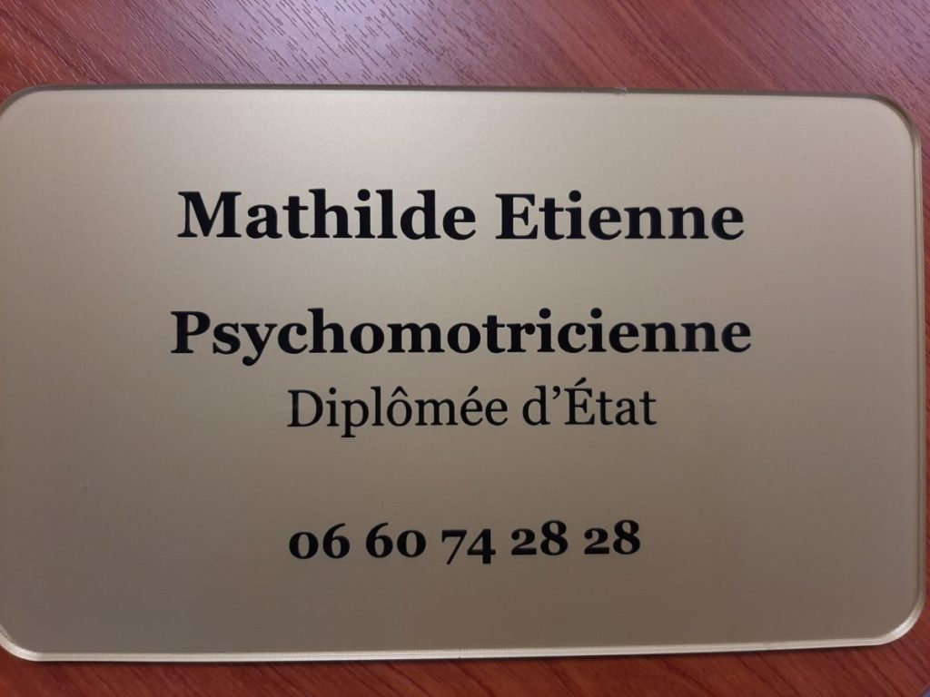 Chatou Mathilde Etienne Psychomotricienne