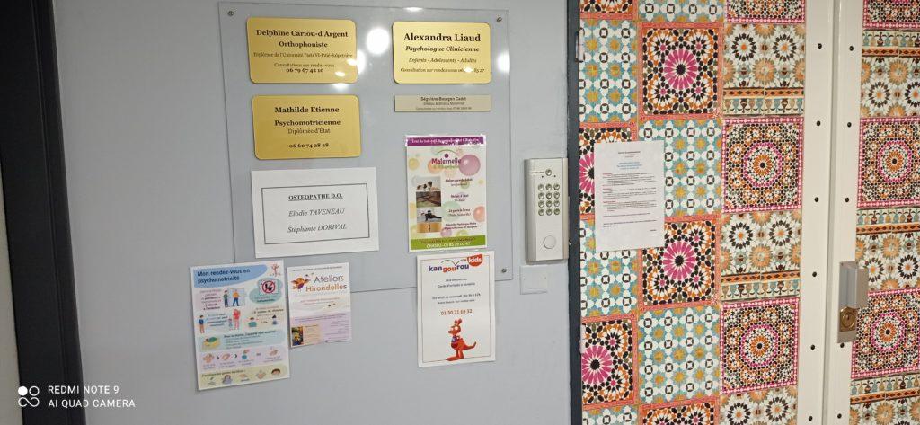 cabinet psychomotricité chatou croissy-sur-seine